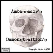 Ambassador's Demonstraition's Cover