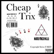 Cheap Trix Cover